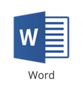 formation certifiante Ms Office Words